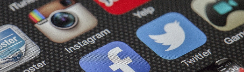 Social Media bei Visum und ESTA