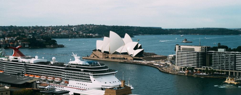 Kreuzfahrt Sydney