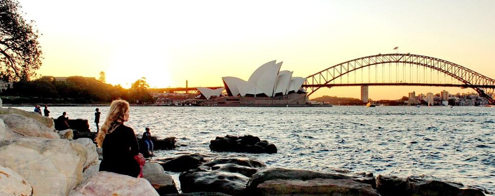 Mrs. Macquaries Point, Sydney