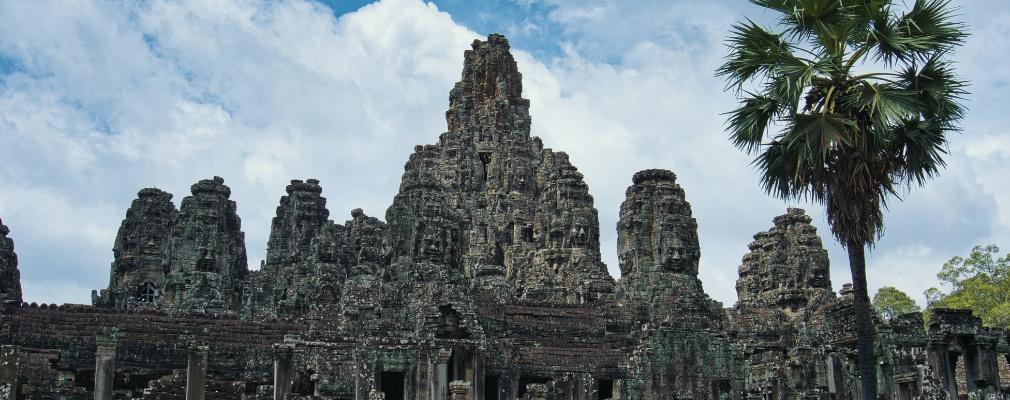 Bayon-Tempel