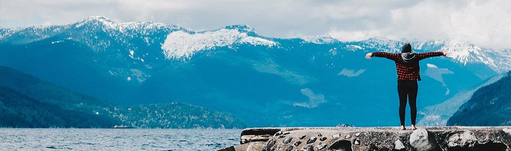 Berge in Canada
