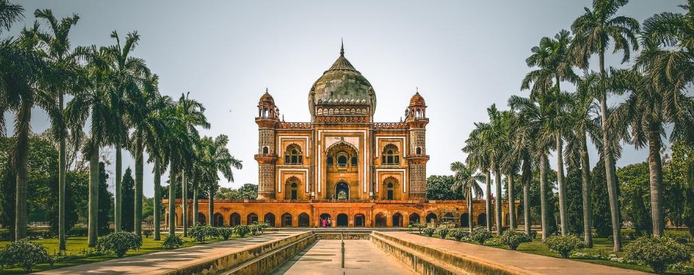 Tempel in Indien