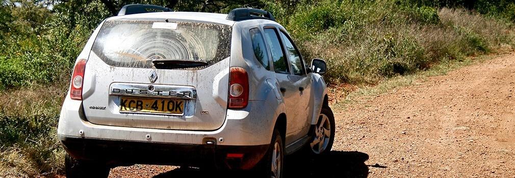 Auto mieten in Kenia