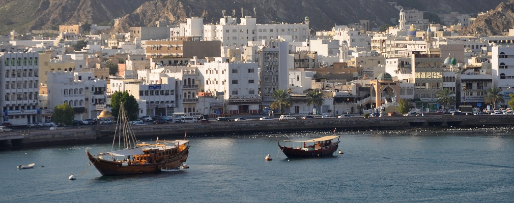 Hafen Maskat